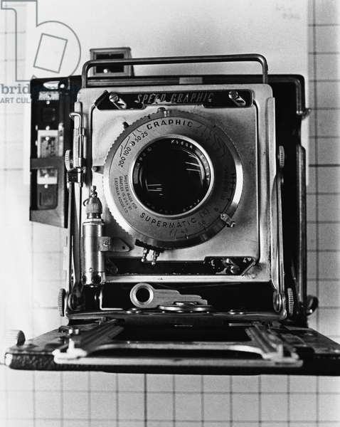 Close-up of a camera