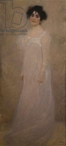 Serena Pulitzer Lederer, 1899 (oil on canvas)