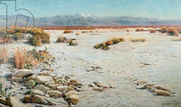 Desert Silence Gardener George Symons (1863-1930 American) David David Gallery, Philadelphia, USA