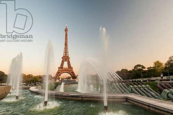 The Eiffel Tower (photo)