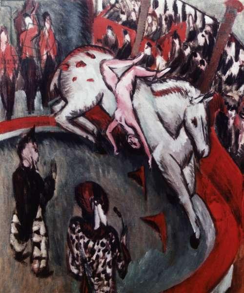 Circus Rider (painting)