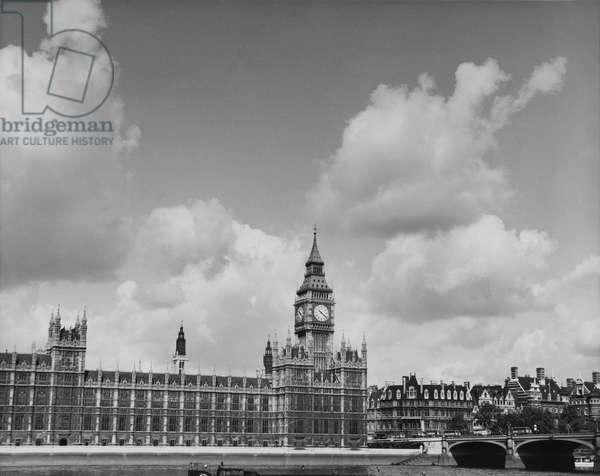 Big Ben Houses of Parliament London England