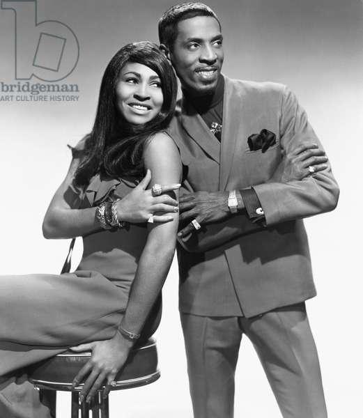 Ike (1931-2007) and Tina Turner