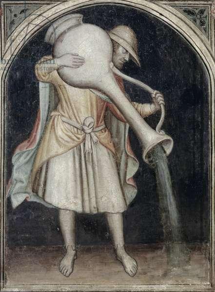 Aquarius - Astrology (fresco)