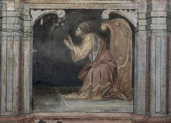 The Astrologer (fresco)