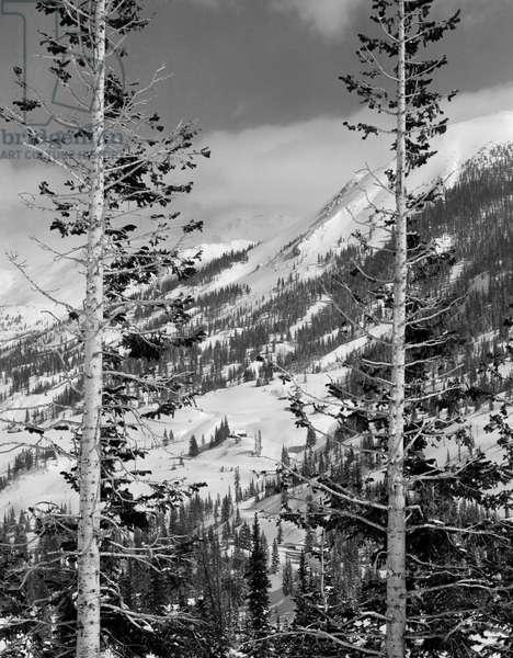 Red Mountain Colorado USA