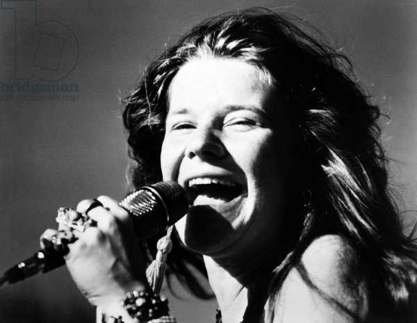 Janis Joplin American Rock Singer (1943-1970)
