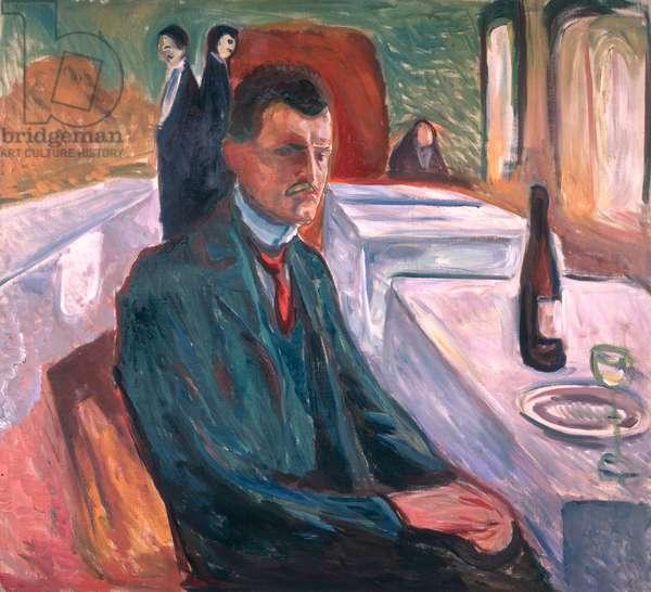 Self Portrait in Weimar, 1906