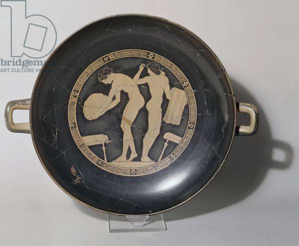 Red-Figure Kylix (ceramic)