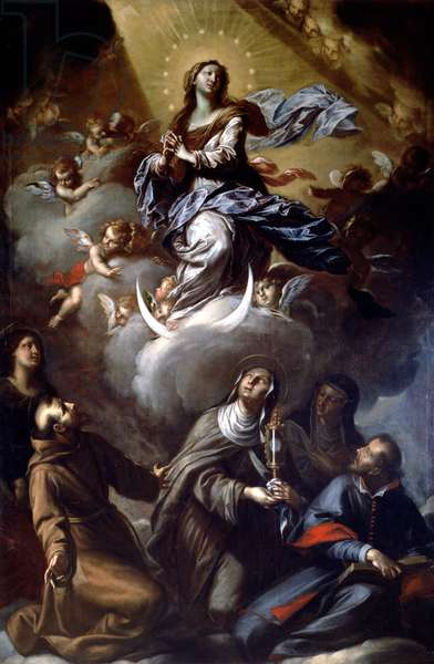 The Assumption of the Virgin, Lombardy School