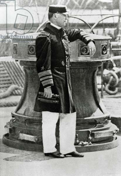 Admiral David Farragut US Navy Officer in the American Civil War
