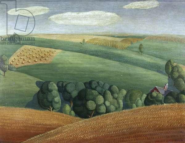 Farm Landscape (painting)