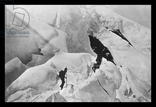 Climbing Mount St. Elias, Classic Photography