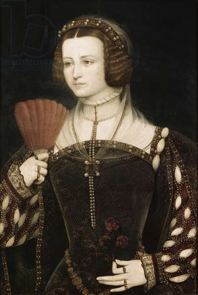 Isabel of Zuniga and Pimentel, Daughter of the Duke of Arevalo, 2nd Duchess of Alba, c.1500