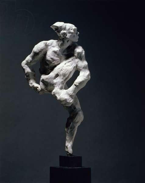 The Dancer, 1912 (plaster)