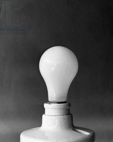 Close-up of a light bulb
