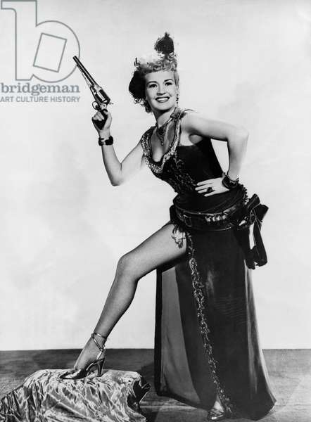 Betty Grable, Actress (1916-1973)