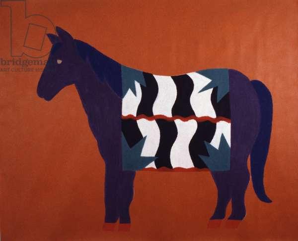 Kentucky 1988 Catherine Hazard (b.1954 American) Oil on canvas