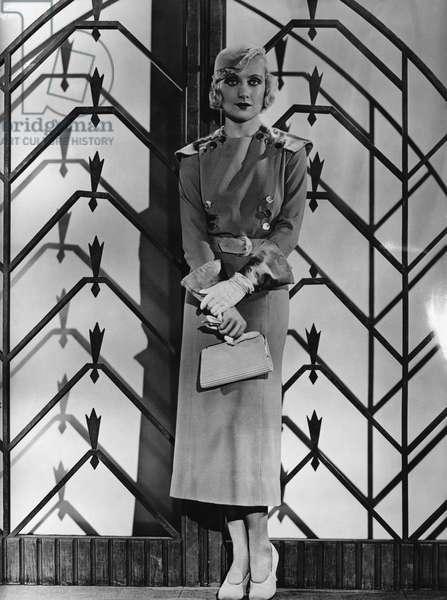 Carole Lombard, Actress, (1908-1942)