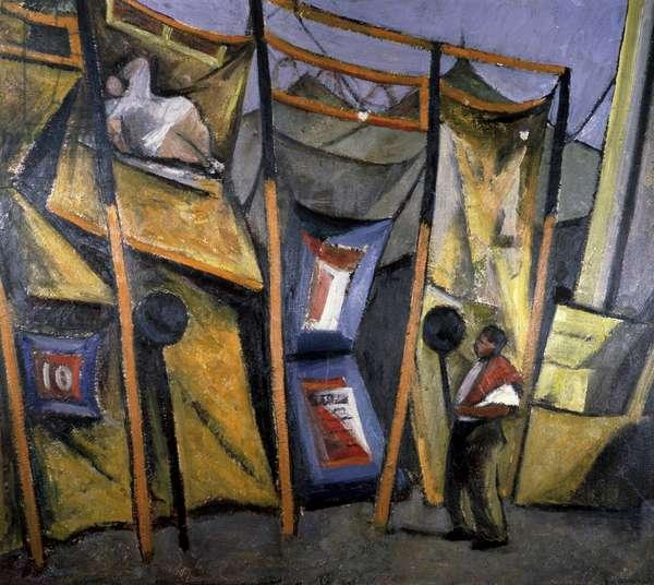 Cuba ca.1930 Ethel Ashton (1896-1975/American) Pastel on paper David David Gallery, Philadelphia