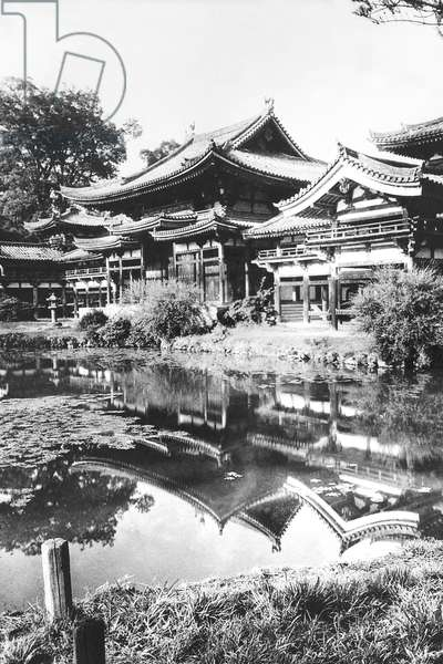 Japanese Castle, Classic Photography