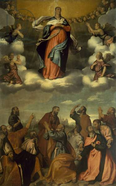 The Assumption of the Virgin (panel)