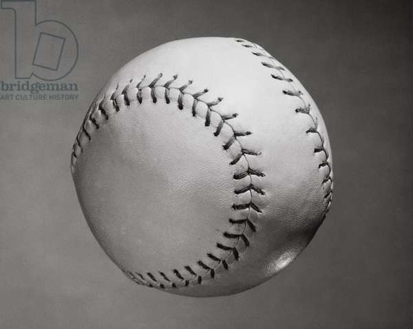Close-up of a baseball