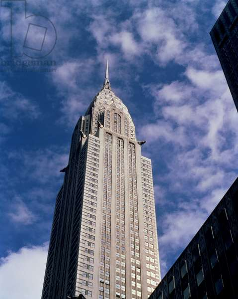 The Chrysler Building, built 1927-30 (photo)