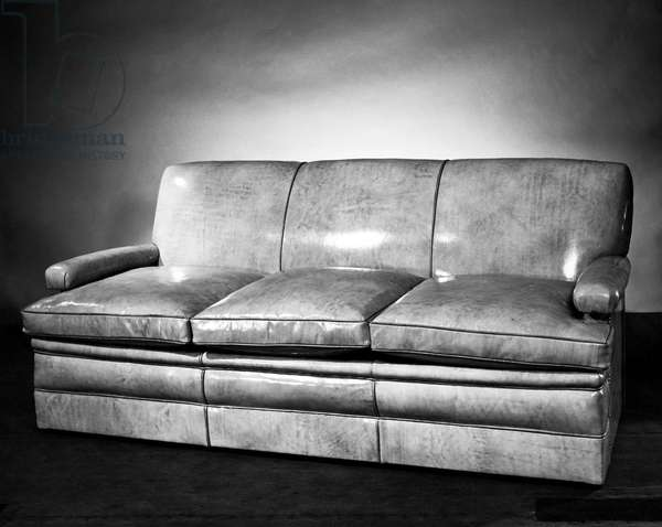 Close-up of a couch