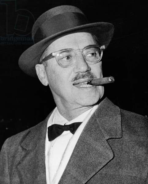 Groucho Marx (1890-1977), Actor