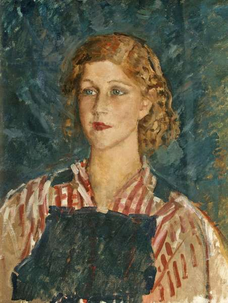 Dorothea Head, c.1930 (oil on canvas)