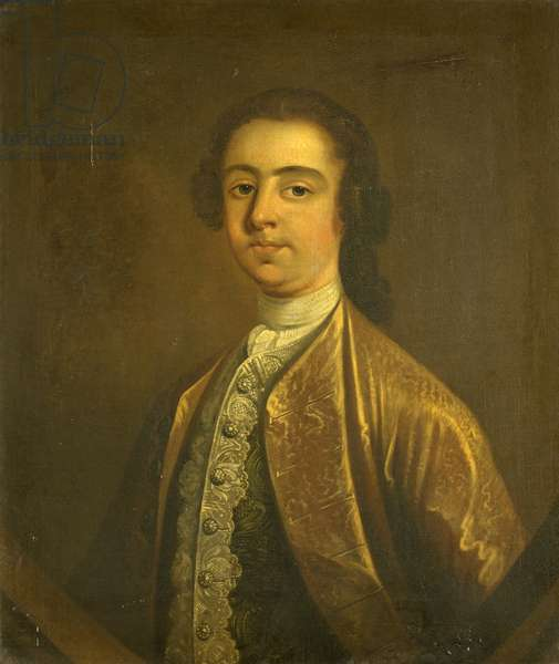 Richard Blackmore, Son of Reverend Richard W. Blackmore, 1748 (oil on canvas)