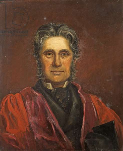 Lieutenant General Augustus Pitt Rivers, c.1886 (oil on canvas)