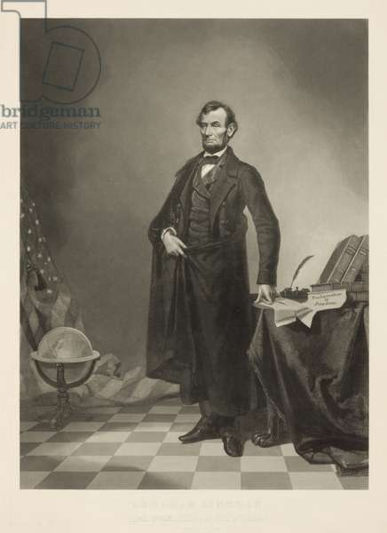 Abraham Lincoln (engraving)