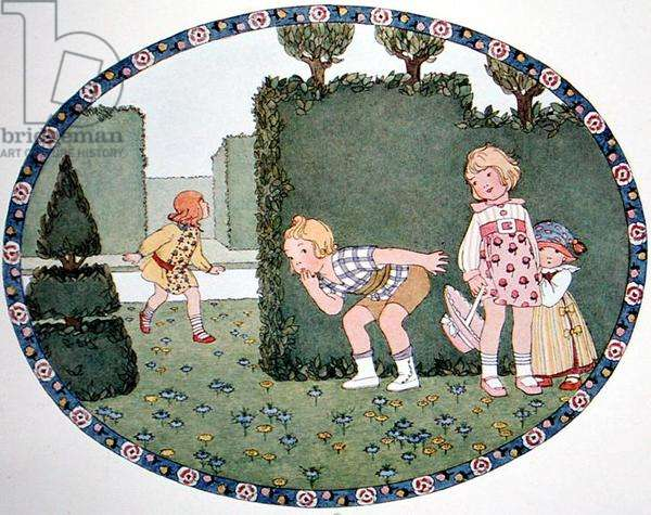 Hide and Seek, published c.1912-14