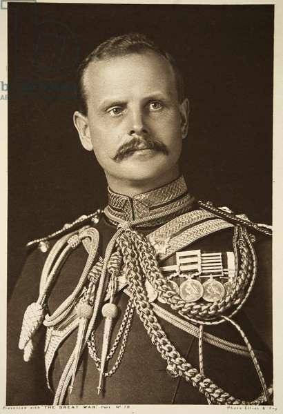 Lieut General Sir William R. Birdwood, 1914-19 (b/w photo)