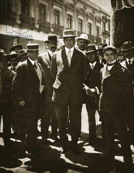 William Randolph Hearst (b/w photo)