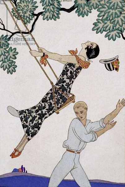 The Swing, 1920s