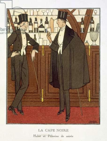 """""""La cape Noire"""", 1912 (Print)"""