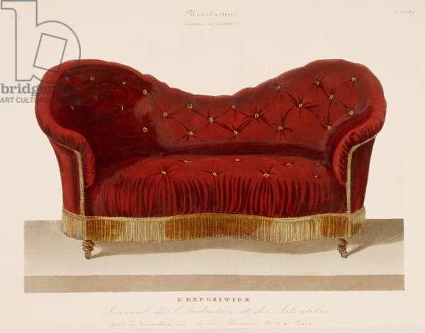 Le Boutiller: L'Exposition: Album de l'industrie ey des Arts Utiles.1830