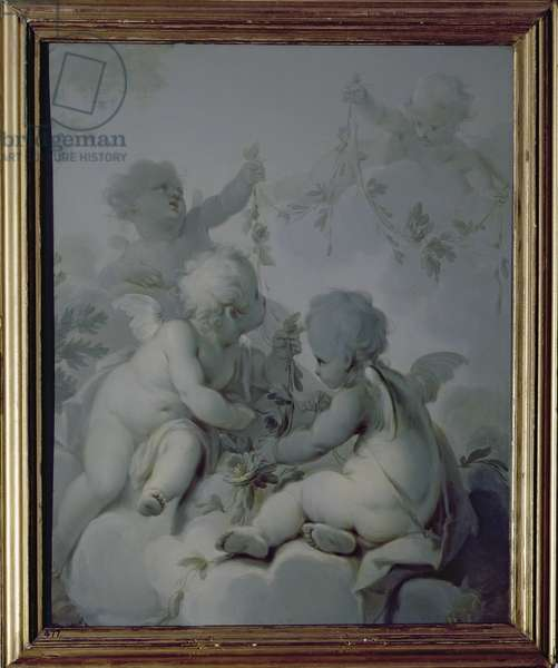 Three Cupids, c.1775