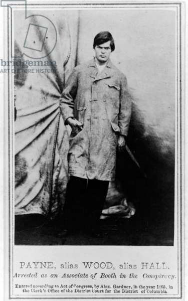 Payne, 1865 (b/w photo)