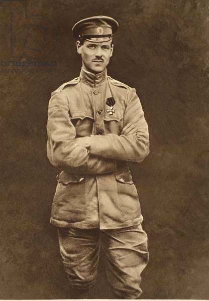 The Grand Duke Michael, 1914-19 (b/w photo)
