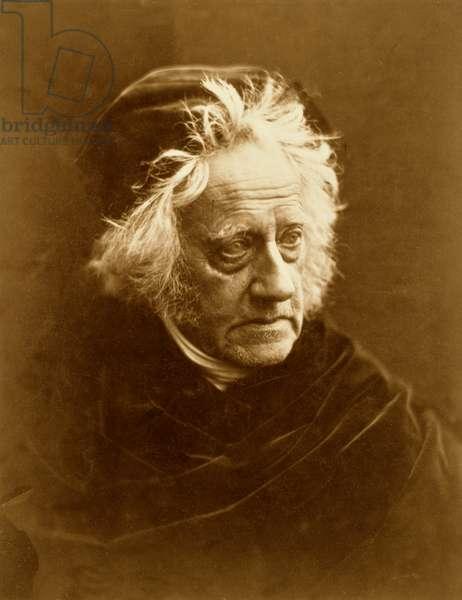 Sir Frederick William Herschel (1738 - 1822) pub. 1867 (photo)