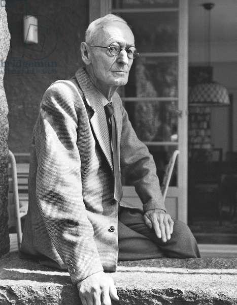 Hesse, Herman, 1961