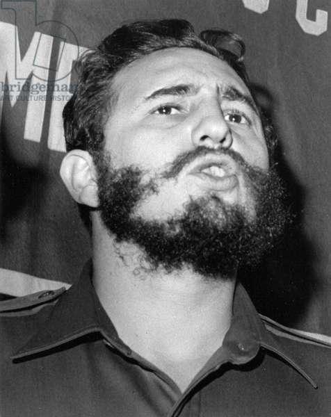 Castro, Fidel, 1961