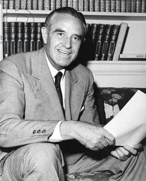 Harriman, Averell 1952