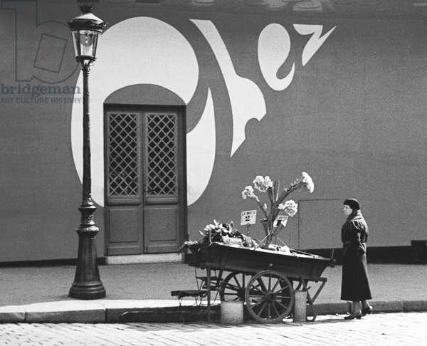 Chez, Paris 1934