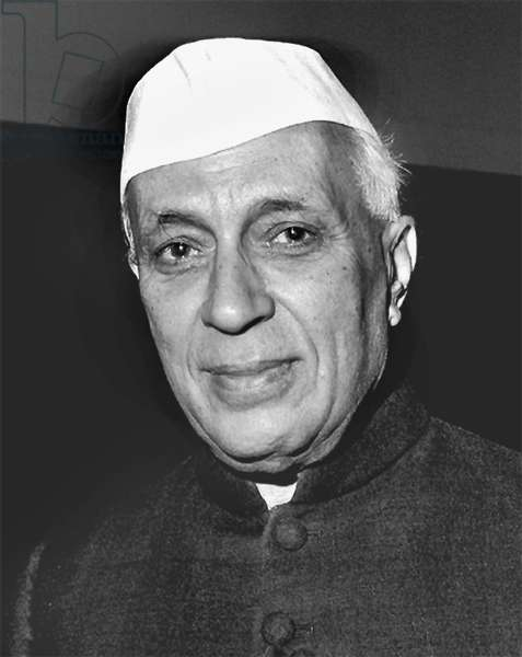 Nehru, Jawaharlal, 1960