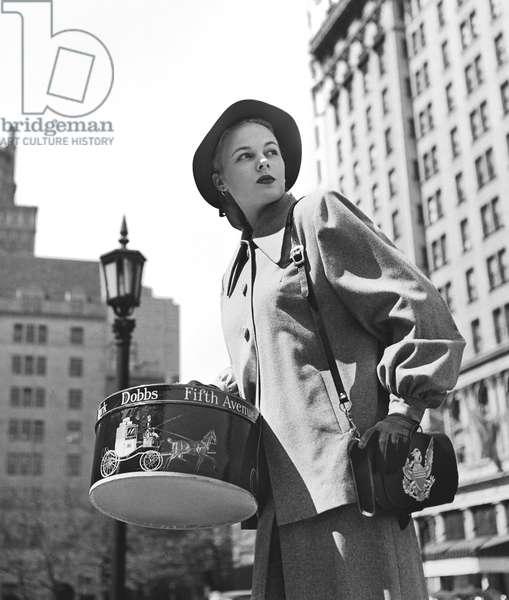 Dobbs Fifth Avenue, New York 1946